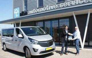 Opel Bedrijfswagens Alba