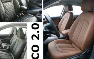 Alba eco-leather