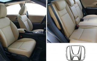 Honda HRV Alba Leder