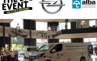 Opel Vivaro Special Edition Alba Automotive