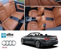 Alba Nieuws Audi A4 Cabrio Lederen Interieur