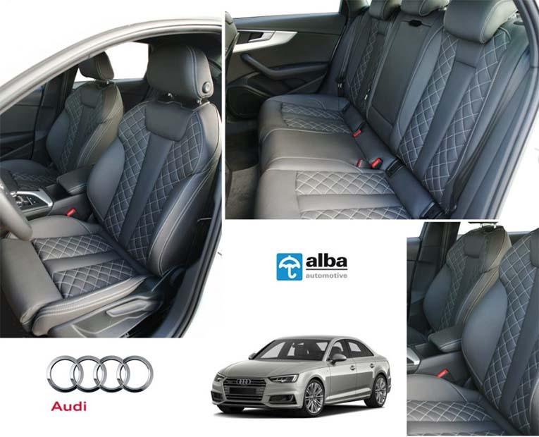 Lederen auto interieur voor alle merken en modellen alba for Lederen interieur golf 4