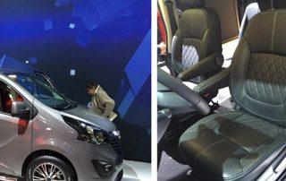 Opel Vivaro Autosalon Brussel 2016