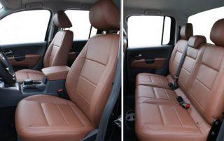 VW Amarok Leder Alba