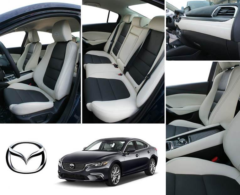 Mazda 6 Alba LEDER