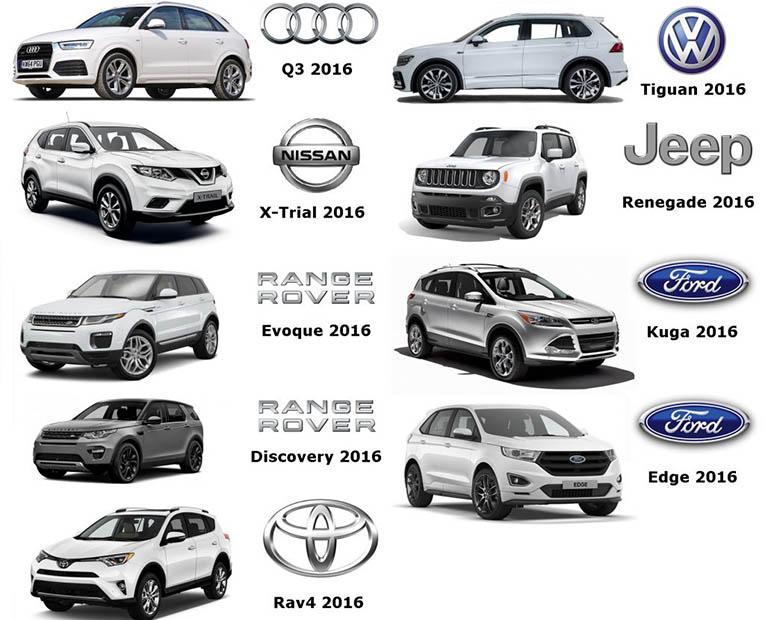 Alba nieuwe modellen 2016