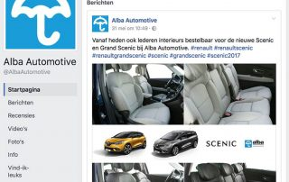 Alba Facebook
