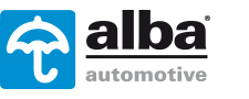 Alba Automotive Retina Logo