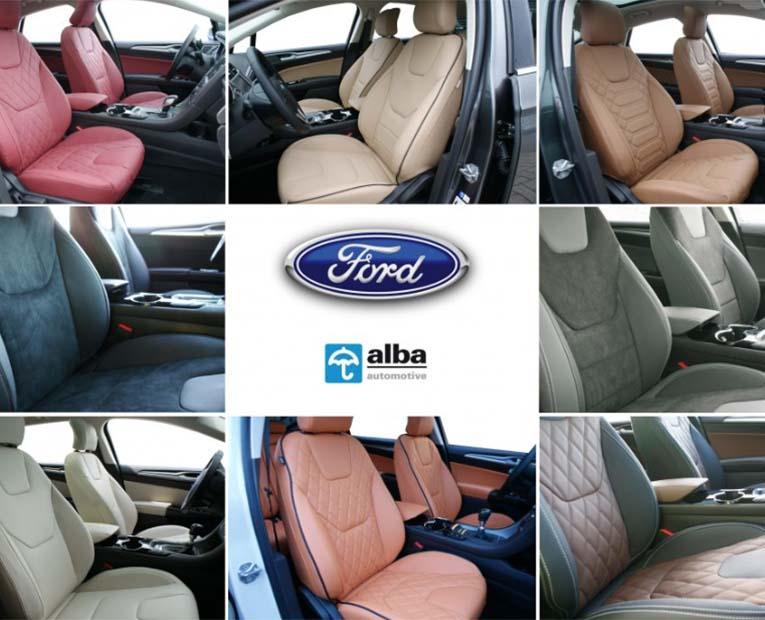 Welk Ford Mondeo interieur past bij u? | Alba Automotive