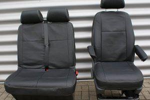 Volkswagen Transporter Stoelhoezen Protectiehoezen Alba Automotive 05