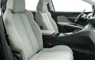 Peugeot 3008 Alba eco-leather Titaniumgrijs Voorstoelen