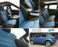 Opvallendste interieur mei Range Rover Evoque