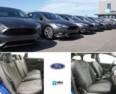 Ford Focus ST-Line Gelimiteerd Alba Automotive