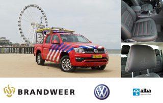 Brandweer Scheveningen Volkswagen Amarok
