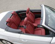 Audi A3 Cabriolet, Alba Buffalino Leder