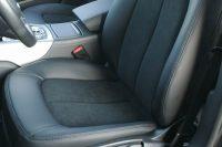 Audi A7, Alba eco-nappa zwart met zwart alba alcantara voorstoelen