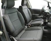 Citroen C3, Alba eco-leather Zwart voorstoelen