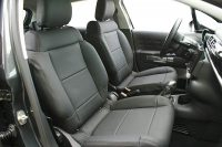 Citroen C3, Alba eco-leather Zwart voorstoelen