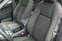 Land Rover Discovery, Alba eco-leather Zwart met Perforatie Voorstoelen