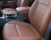 Volkswagen Amarok, Alba eco-leather Kaneelbruin voorstoelen