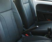 Volkswagen Up, Alba eco-leather zwart voorstoelen