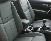 Nissan X-Trail, Alba Buffalino Leder Antraciet voorstoelen