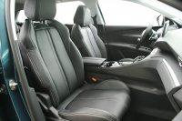Peugeot 5008, Alba Buffalino Leder Zwart voorstoelen