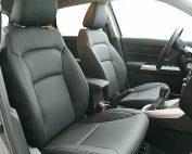 Suzuki Vitara, Alba eco-leather Zwart Voorstoelen