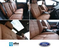 Ford Kuga Alba Nappa Cognac Ferrari Design