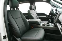 Ford F150 Zwart eco-leather voorstoelen