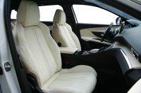 Peugeot 5008 Alba Buffalino Leder Wit Voorstoelen