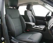 Land Rover Discovery Alba Zwart Buffalino Leder Inbouw Voorstoelen