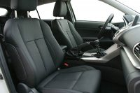 Mitsubishi Eclipse Cross Alba eco-leather zwart voorstoelen