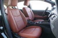 Nissan Leaf Alba buffalino leder mustang bruin voorstoelen