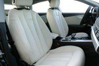 Audi A5 Sportback Alba Buffalino Leder Wit Voorstoelen