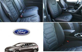 Ford Mondeo Compilatiefoto