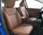 Honda HRV Alba Buffalino Leder Inbouw Kaneel Bruin Voorstoelen