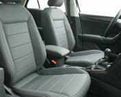 Volkswagen T-Roc Alba eco-leather antraciet voorstoelen