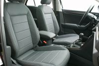 Volkswagen T-Roc Alba eco-leather antraciet voorstoelen